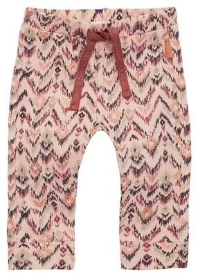 Noppies Roze broekje met glittertjes