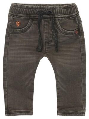 Noppies Grijs jeans broekje
