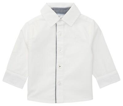 Noppies Wit hemdje Randers