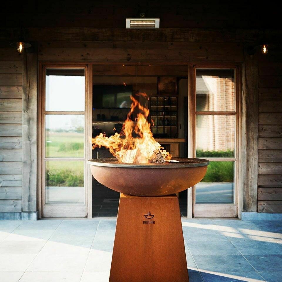 WHITE FIRE - BBQ