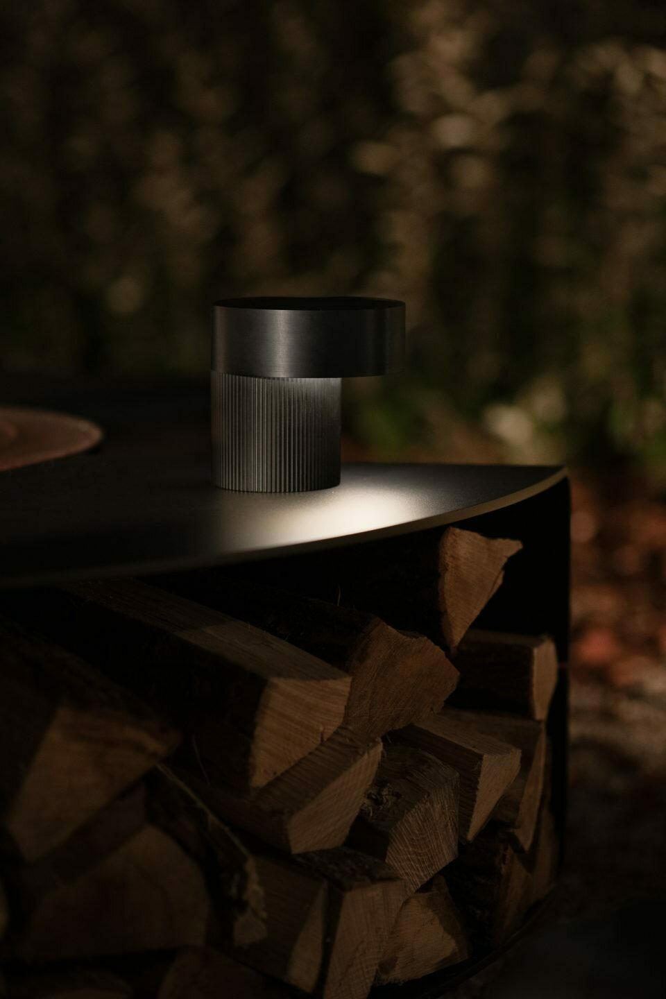 SAUL - Mobile outdoor lamp