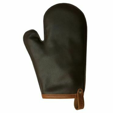 LEATHER OVEN GLOVE UTAH