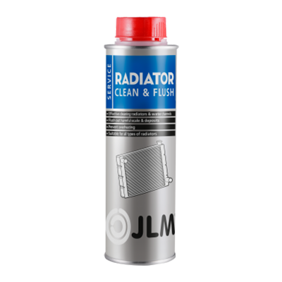 JLM RADIATOR CLEAN & FLUSH