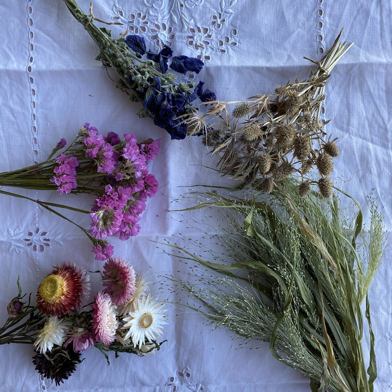 Selection of Dried Flowers for crafting