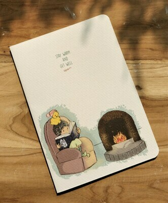 """Get Well Soon"" Card"
