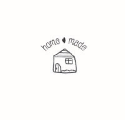 """""""Home-Made"""" Rubber Stamp"""