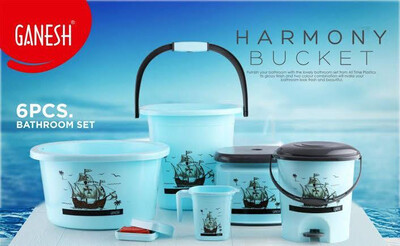 Ganesh harmony bathroom set