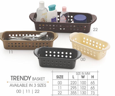 Trendy Basket (Size 00)