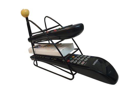 Metallic Remote Stand