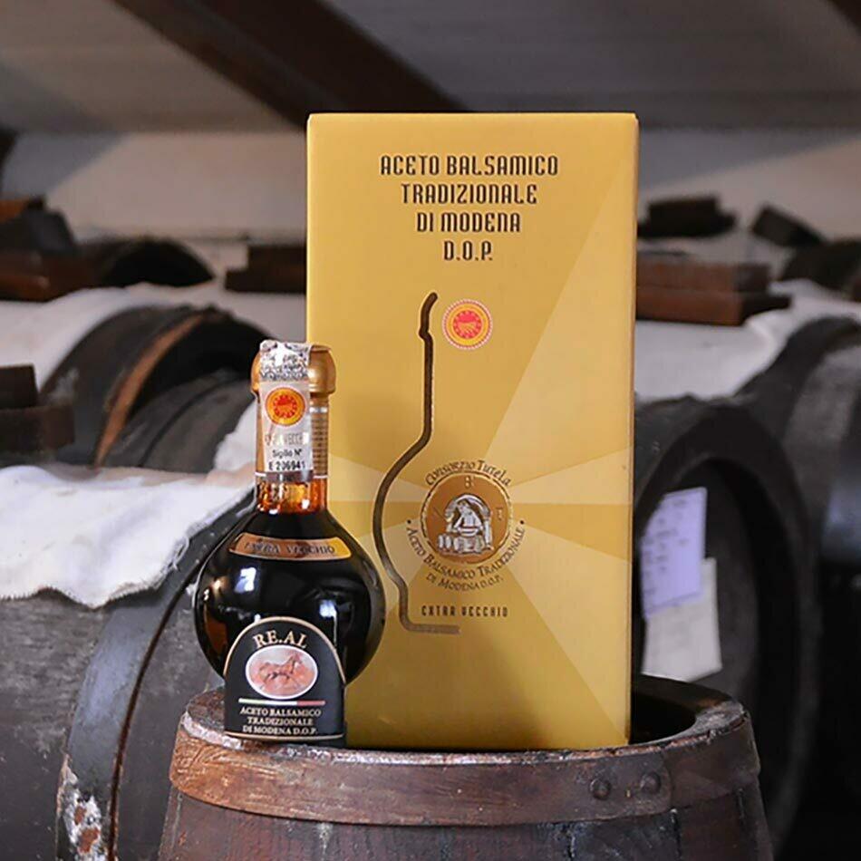 Aceto Balsamico Tradizionale di Modena D.O.P. Extra Vecchio 25 Anni