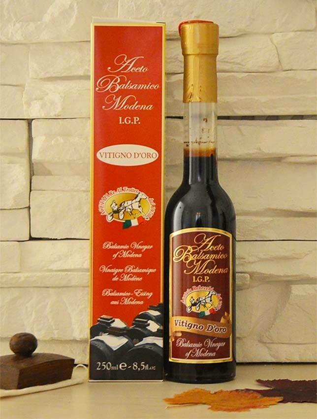 Aceto Balsamico di Modena I.G.P. Vitigno D'oro