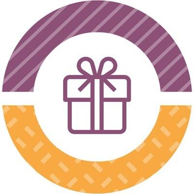 Tarjeta regalo para 3 personas