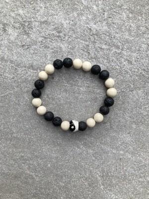 Armband Yin Yang