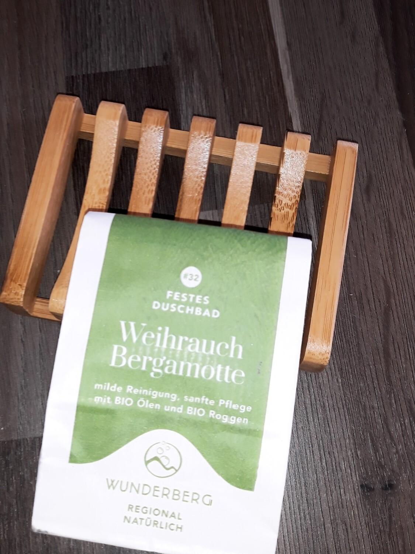 Festes Duschbad WeihrauchBergamotte