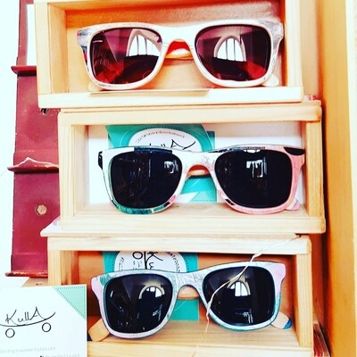 Kulla Skateboard-Sonnenbrille