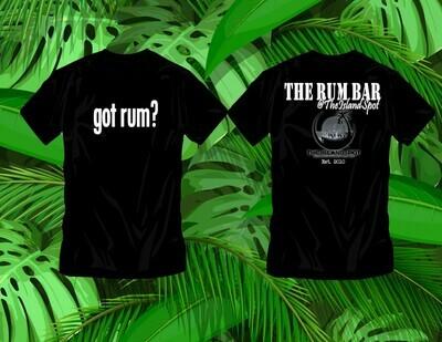 Got Rum T-Shirt