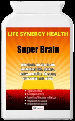 **SALE** Super Brain - Was £̶1̶6̶ NOW £13!