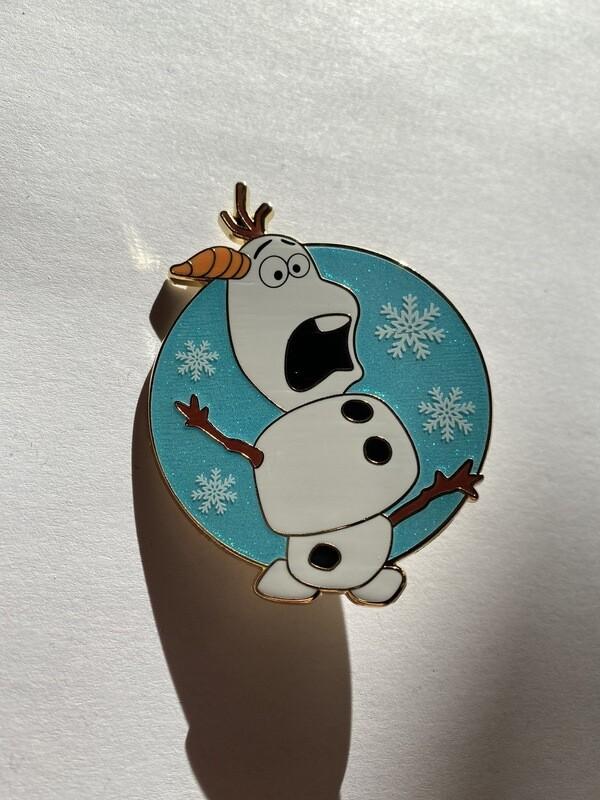 Olaf Out Of Shape