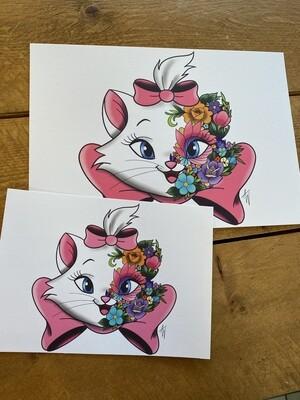 Floral Marie Print