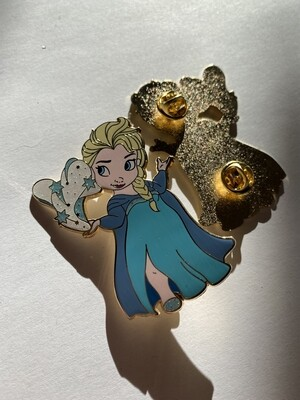 Emaille Pin Elsa