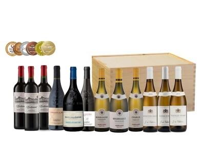 BHR Premium French Wine x 12 Bottles