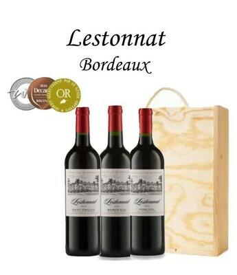 Lestonnat - Bordeaux x 3 Bottles