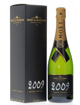 Moet & Chandon 2009 Grand Vintage Champagne