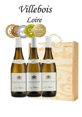 Villeboise - Loire x 3 Bottles