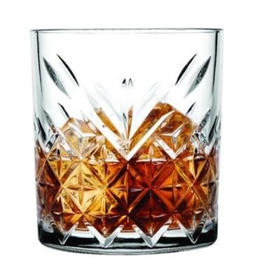 Whiskey Tumbler Glass (Box of 12)