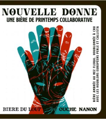 Ouche Nanon Nouvelle Donne - 75cl - Carton de 6