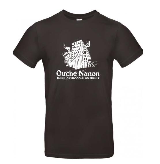 Tee-shirt Ouche Nanon - Noire
