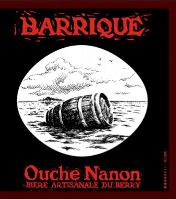 Ouche Nanon Barrique Fouassier Blanc- 33cl - Carton de 12