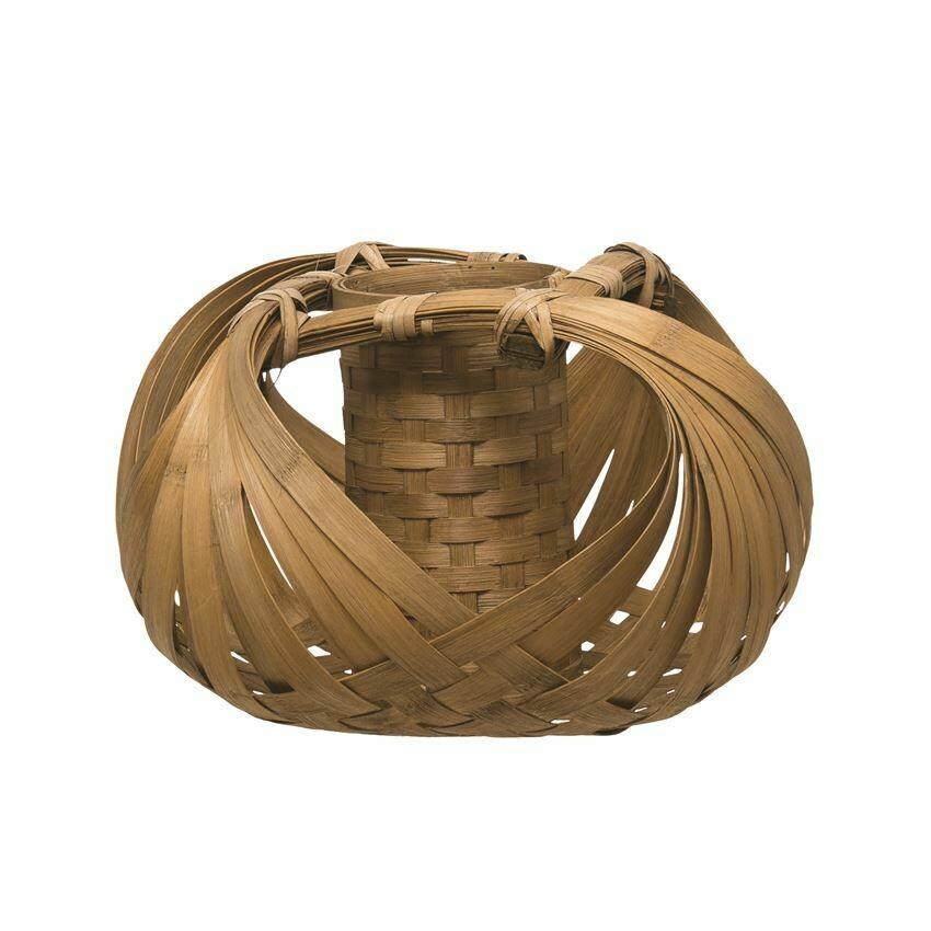 Bamboo Woven Basket