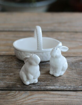 Bunny & Basket S/P
