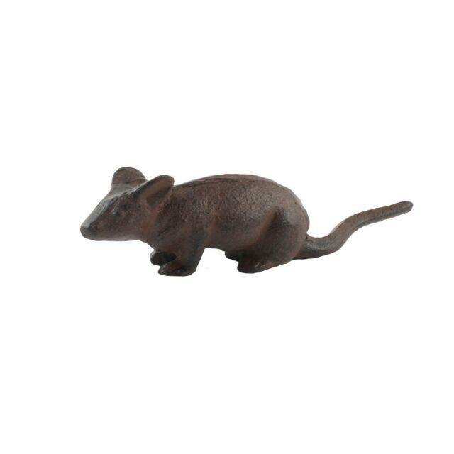 Cast Iron Mouse