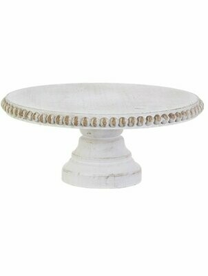 Distressed Cake Stand