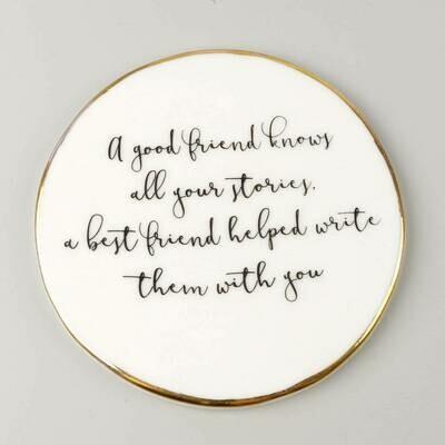 Friends Circle Coaster