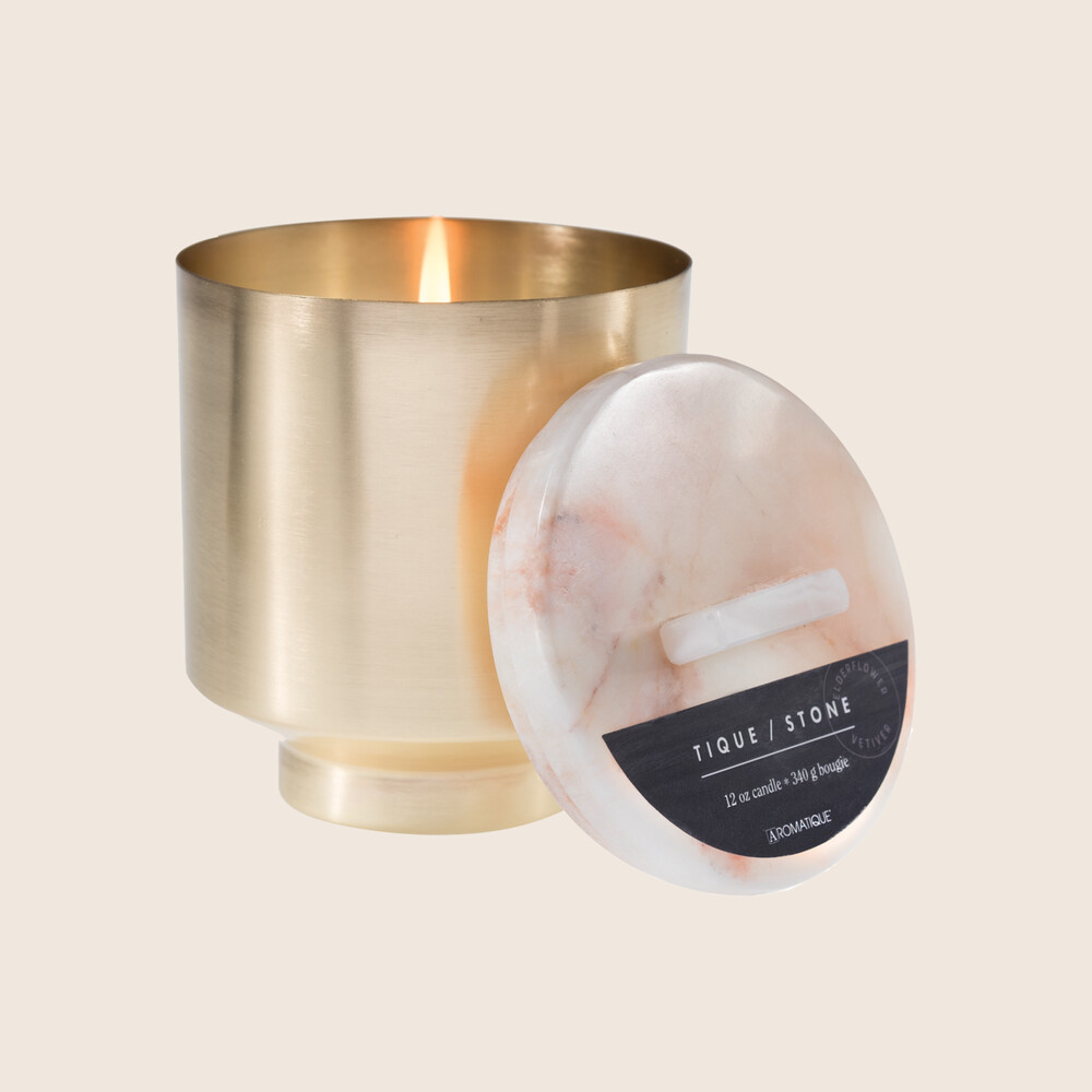 Elderflower Candle