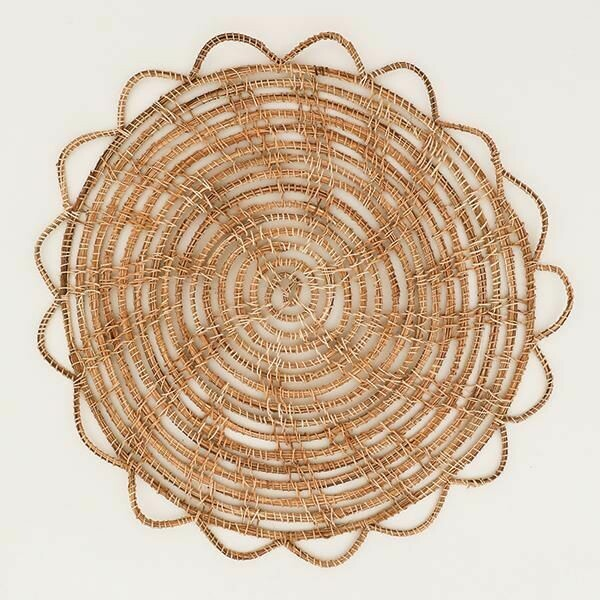 Woven Palm Placemat