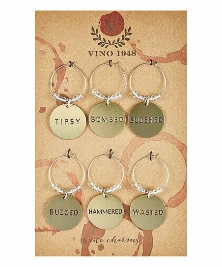 Wine Charms SB