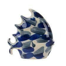 Blue Brushed Fish