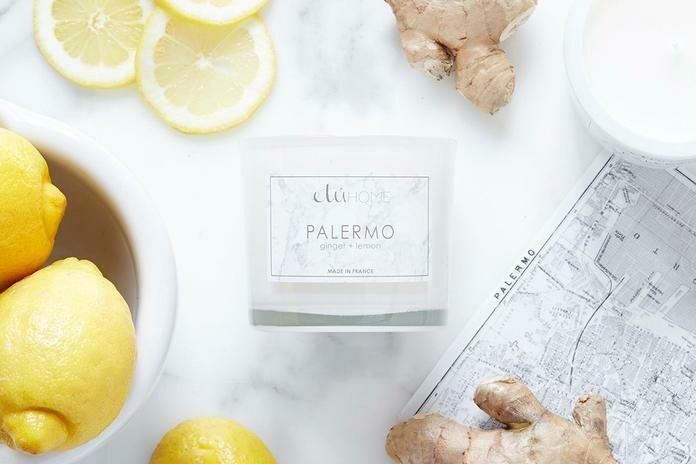 Palermo Ginger/Lemon