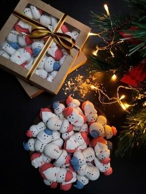 Kalėdiniai meduoliniai grybukai