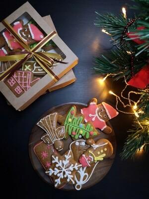 Kalėdinių meduolių rinkinys