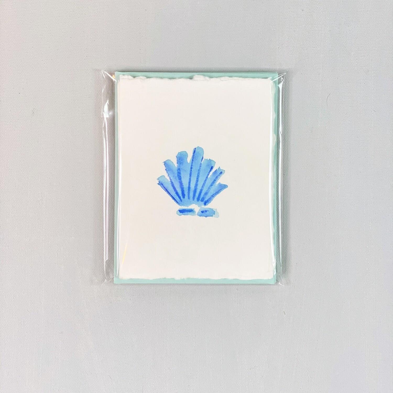 Sea Shell Handmade Notecards