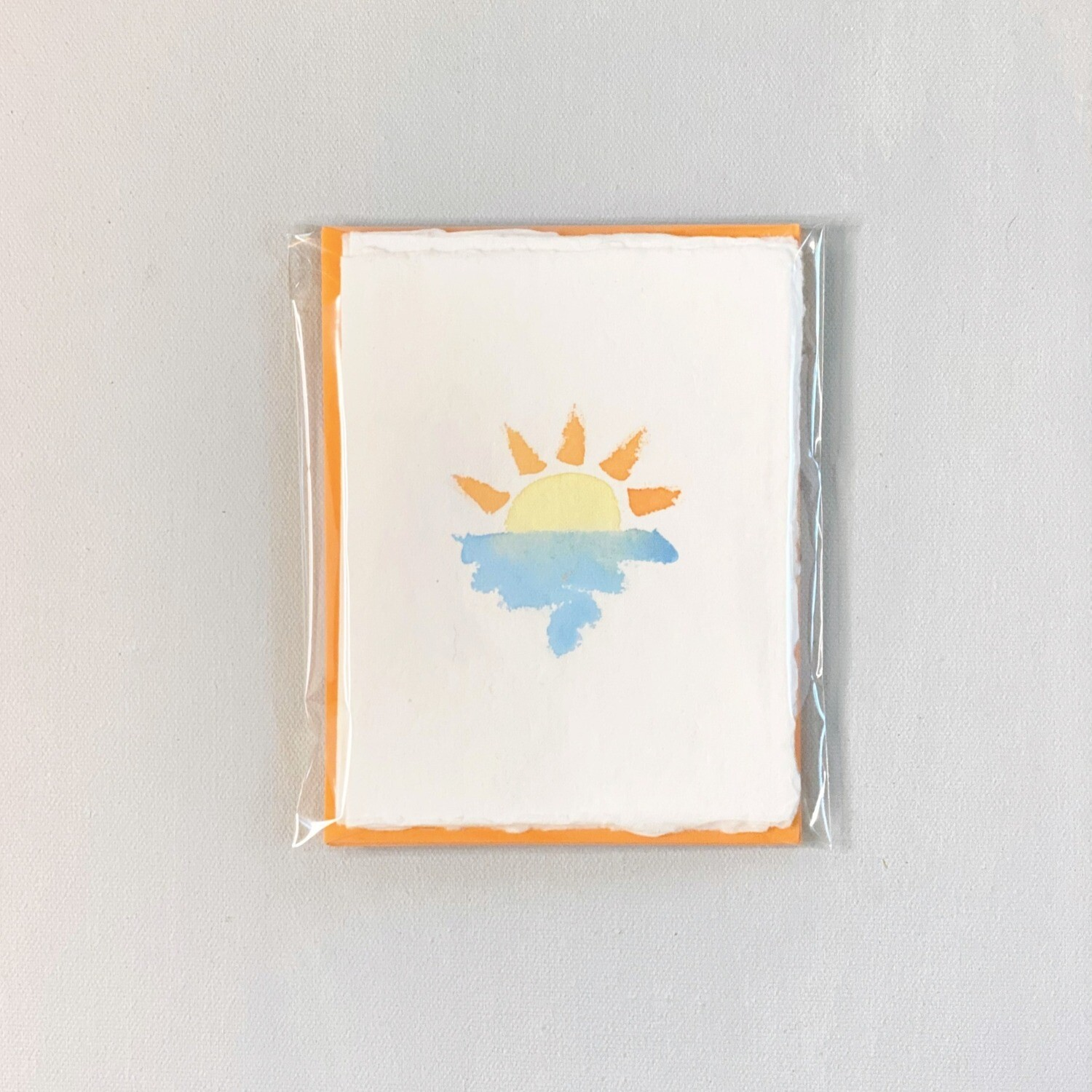 Sunrise Handmade Notecards