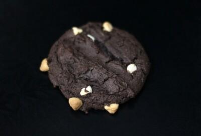 Chocolate White Chip - 1 dozen