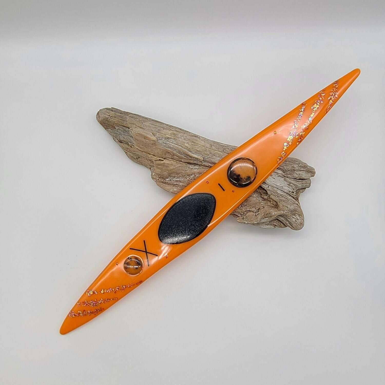 Orange Kayak - 19 inches