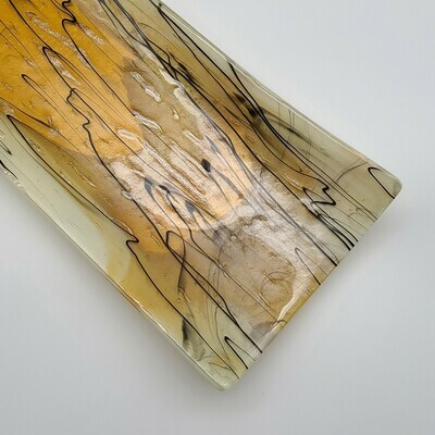 Amber Cascadia Extra Long Channel Tray