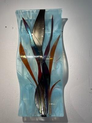 Turquoise Wavy Kelp 20145a